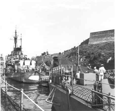 Photo - USS Holder in port