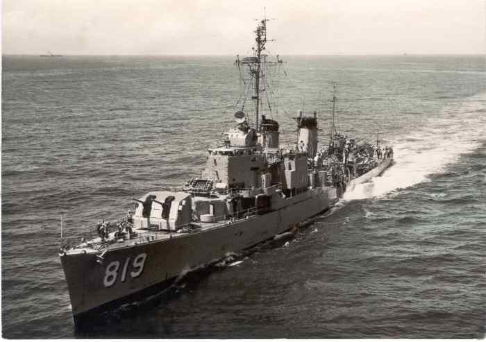 Photo - USS Holder