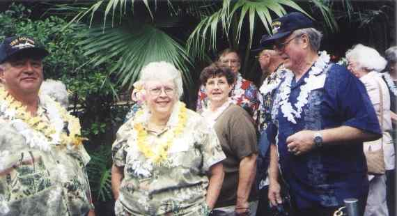 Photo - Luau lineup pic 3
