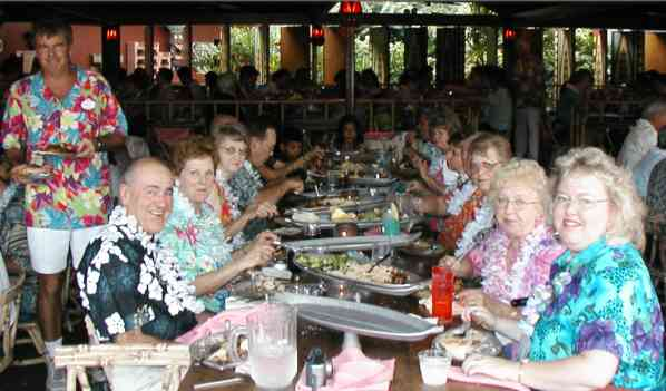 Photo - Luau Table 1